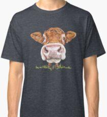 Cute Cow Classic T-Shirt