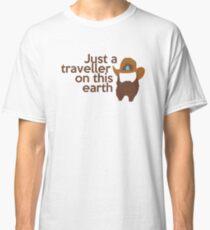 Just a traveller Classic T-Shirt