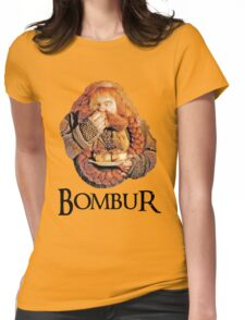 Bombur Portrait Womens Fitted T-Shirt