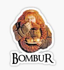 Bombur Portrait Sticker