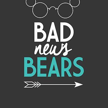 Bad News Bears by ashto