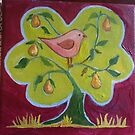 somebird in a pear tree by picketty