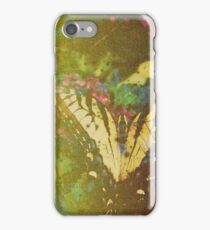 Expired Film Butterfly Double Exposed iPhone Case/Skin