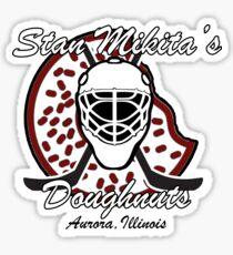 Stan Mikita's Doughnuts Sticker