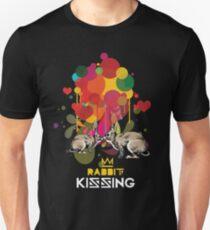 Rabbit kissing T-Shirt