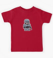 Mitesized Robocop Kids Clothes