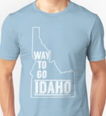 Way To Go Idaho T-Shirt