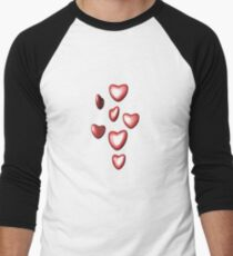 Unbreakable hearts red T-Shirt