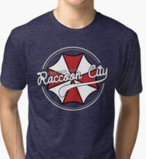 Grüße aus Raccoon City Vintage T-Shirt