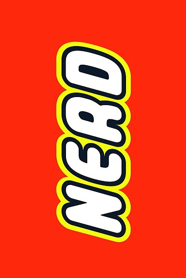 NERD by Customize My Minifig