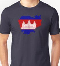 Cambodia Unisex T-Shirt