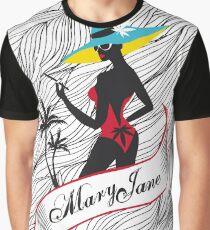 Mary Jane 2 Graphic T-Shirt