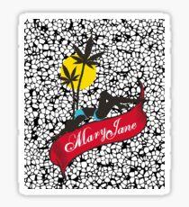 Mary Jane 4 Sticker