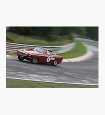 Volvo p1800 Photographic Print