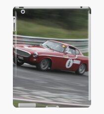 Volvo p1800 iPad Case/Skin