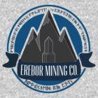 Erebor Mining Company by Phosphorus Golden Design