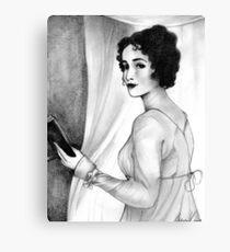 Lizzy Bennet Canvas Print