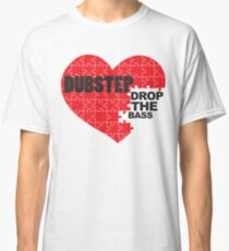 Drop the Bass Puzzle  Classic T-Shirt