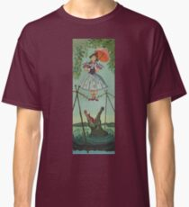 Haunted Mansion Tightrope Girl  Classic T-Shirt