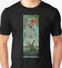 Haunted Mansion Tightrope Girl  T-Shirt