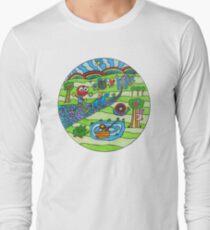 Psychedelic Circle T-Shirt