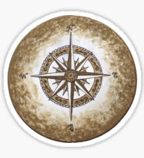 Spirit Compass Sticker