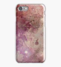 Purple Haze Watercolour iPhone Case/Skin