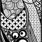 Zentangle by SeaBurger