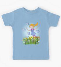 Spring's in the air Kids Tee