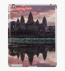 Angkor Wat - Siem Reap, Cambodia iPad Case/Skin