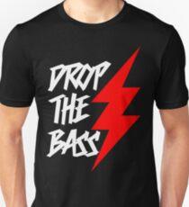 Drop The Bass (dark) Unisex T-Shirt