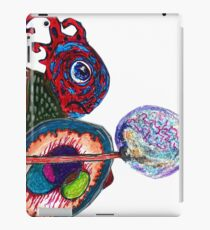 GED-EYE CRICKET iPad Case/Skin