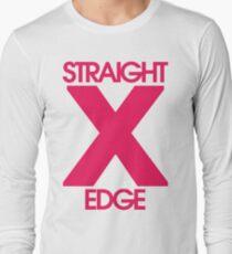 Straightedge (magenta) T-Shirt