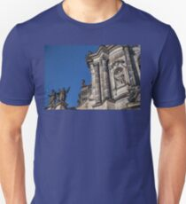 Germany. Dresden. Catholic Cathedral. Detail. T-Shirt