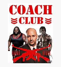 SSW Coach Club  Photographic Print