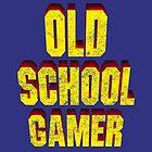 Old School Gamer by DrRoger