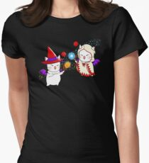 Moogle - WHM & BLM Womens Fitted T-Shirt