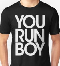 You Run Boy T-Shirt
