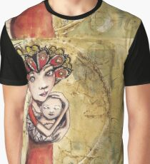 Mothers Crown Graphic T-Shirt