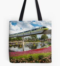 In The Lime Light Tote Bag