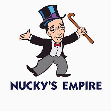 Nucky Thompson's Empire by waterslidepanda