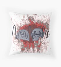 Daft punk Throw Pillow