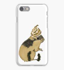 Arctic Lemming Meringue iPhone Case/Skin