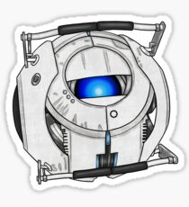 Good ol' Wheatley  Sticker