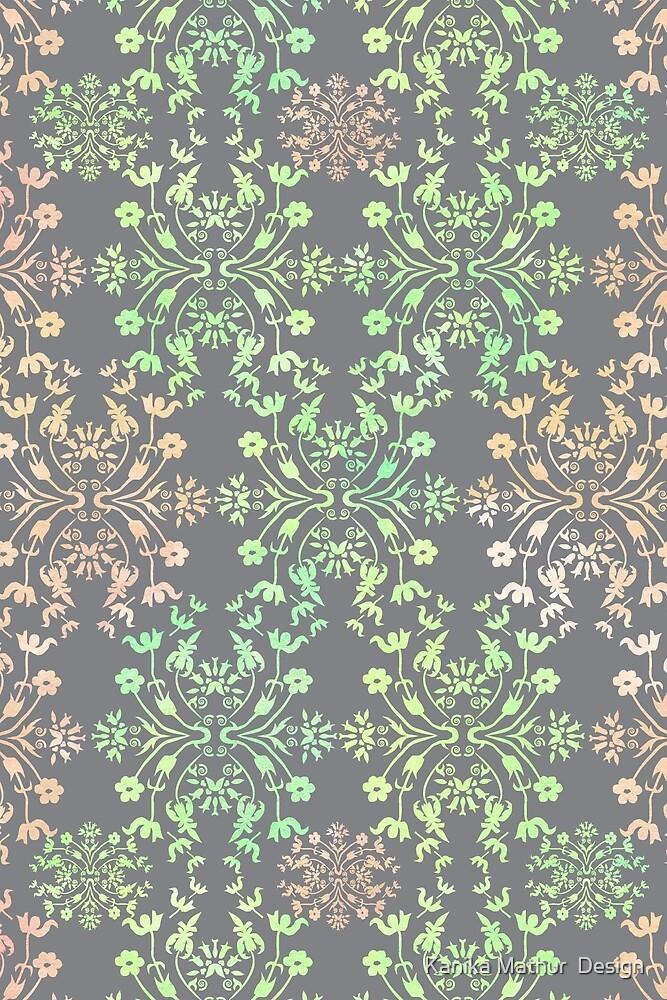 Motif Pattern by Kanika Mathur  Design