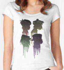 Demon Days Drip ORIGINAL  Women's Fitted Scoop T-Shirt