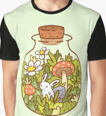 Bunny in a Bottle Graphic T-Shirt