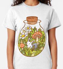 Häschen in einer Flasche Classic T-Shirt
