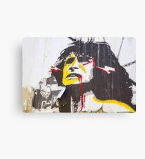 Melbourne Street Art Retrospective - AC DC Lane Canvas Print