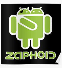 ZAPHOID GOOGLEBROX - Droid Army Poster